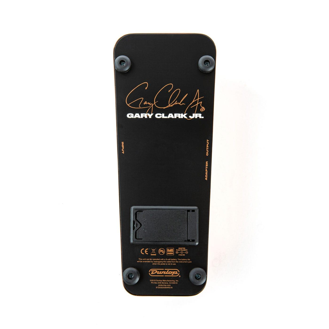 Dunlop GCJ-95 Gary Clark Jr Cry Baby Wah pedal