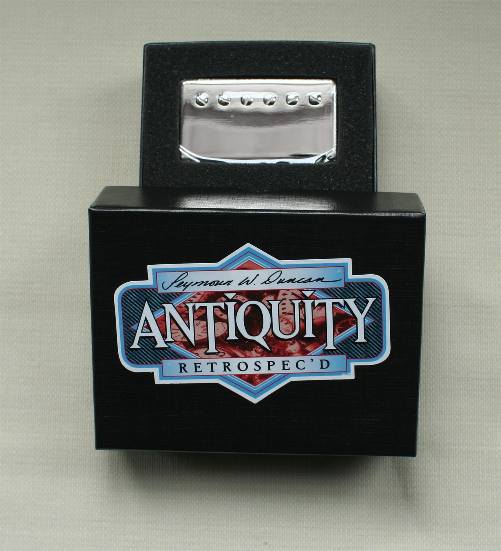 Seymour Duncan Antiquity Retrospec'd Neck Humbucker - nickel