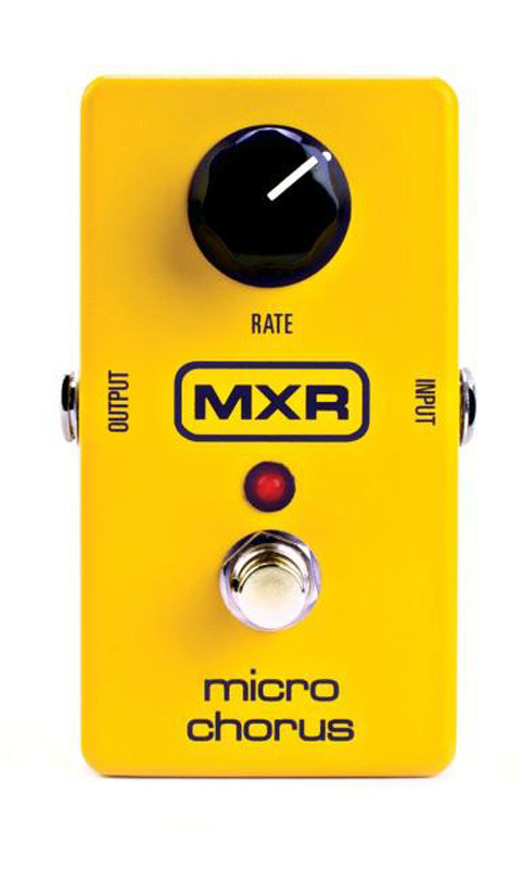 MXR M-148 Micro Chorus Re-Issue - open box