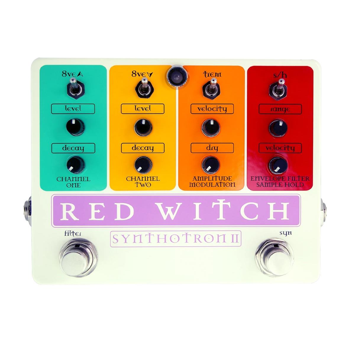 Red Witch Synthotron II Analog Synth pedal