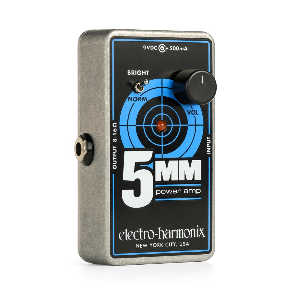 Electro-Harmonix 5MM 2.5w Pedal-Sized Power Amp