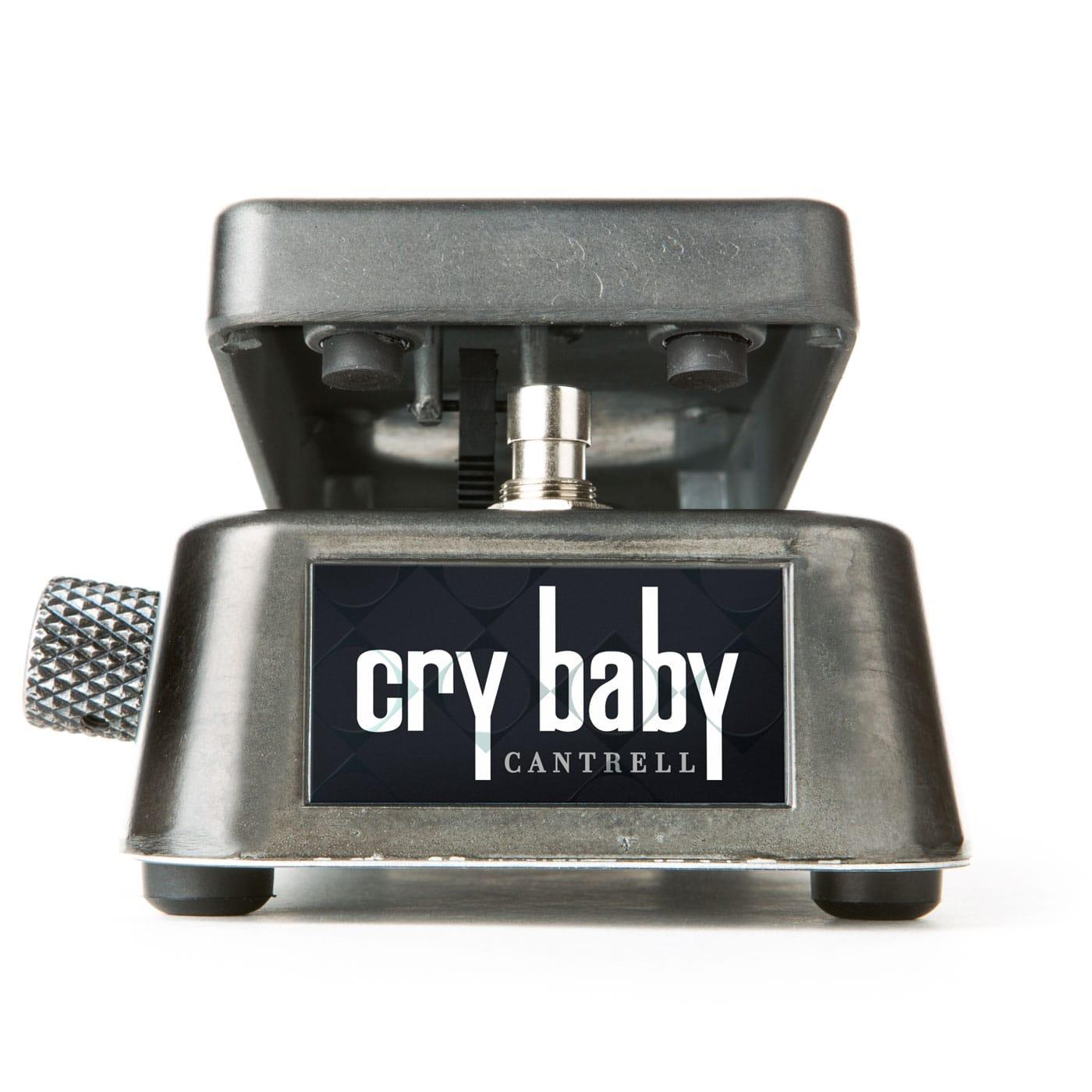 Dunlop JC95B Jerry Cantrell Wah pedal - limited edition black