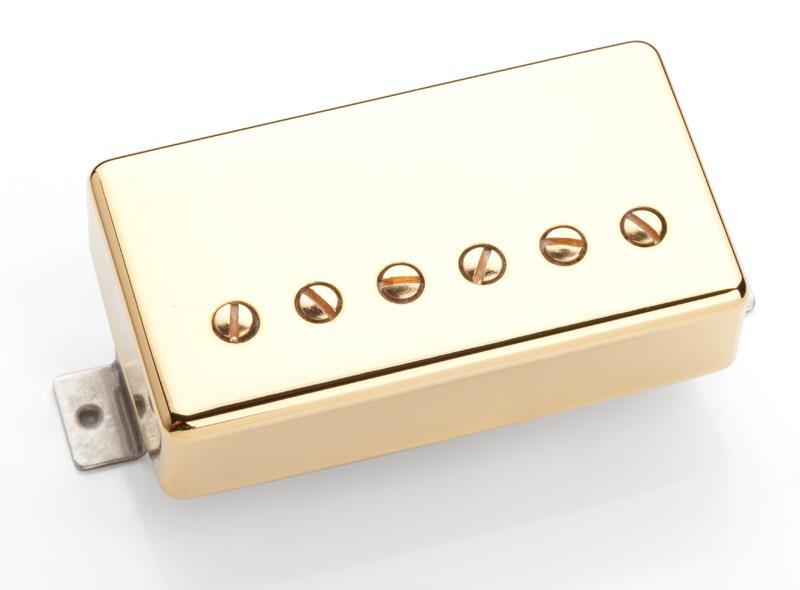 Tonerider Birmingham Alnico 5 Neck Humbucker - gold