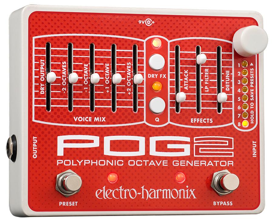 Electro-Harmonix POG 2 XO Polyphonic Octave Generator