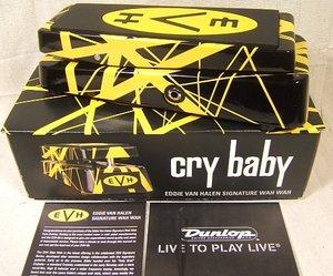 Dunlop EVH95 Eddie Van Halen Wah