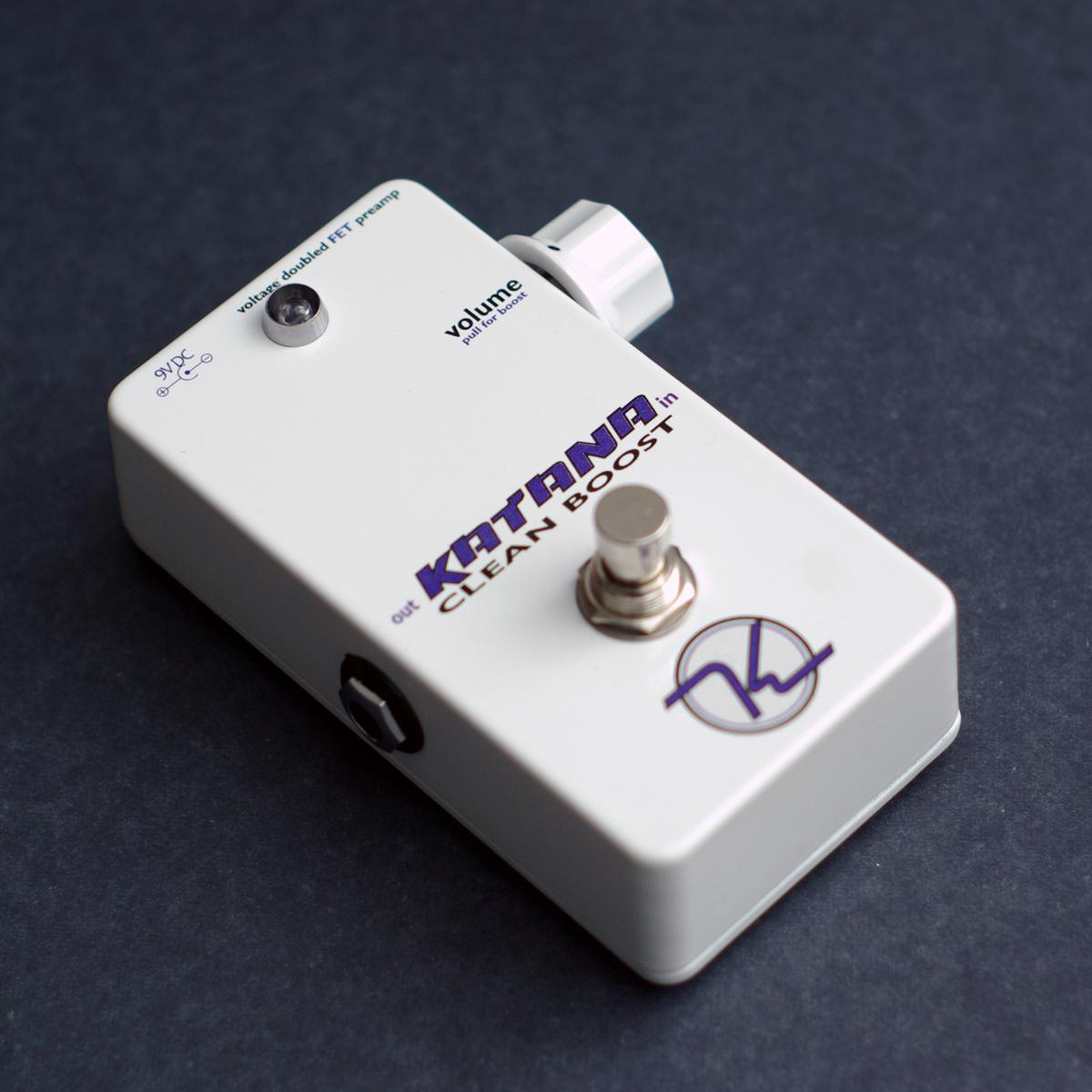 Keeley Electronics Katana Boost Clean Boost / Pre-amp