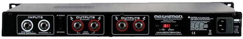 Rocktron Velocity 300 Watt Guitar Power Amp