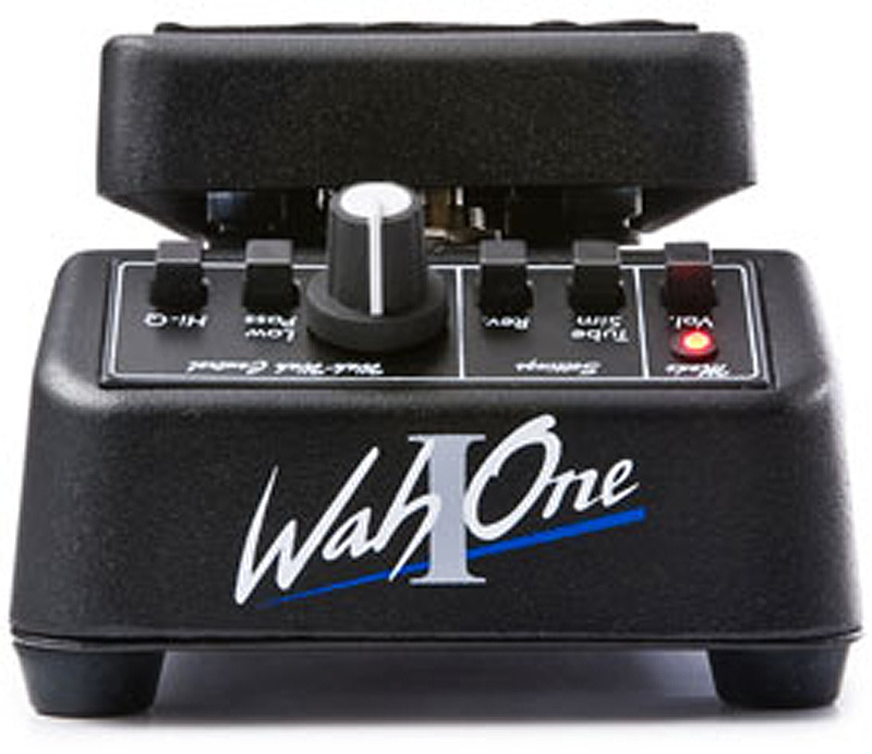 EBS WahOne - Professional Bass Wah-Wah/Volume Pedal