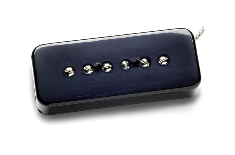 Seymour Duncan SP90-2 Hot Soapbar P-90 Bridge Pickup - black