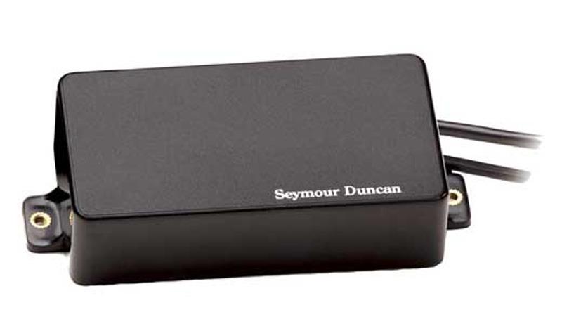 Seymour Duncan AHB-1 Blackouts Active Humbucker Set - black