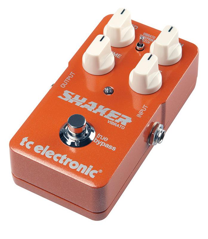 TC Electronic TonePrint Shaker Vibrato