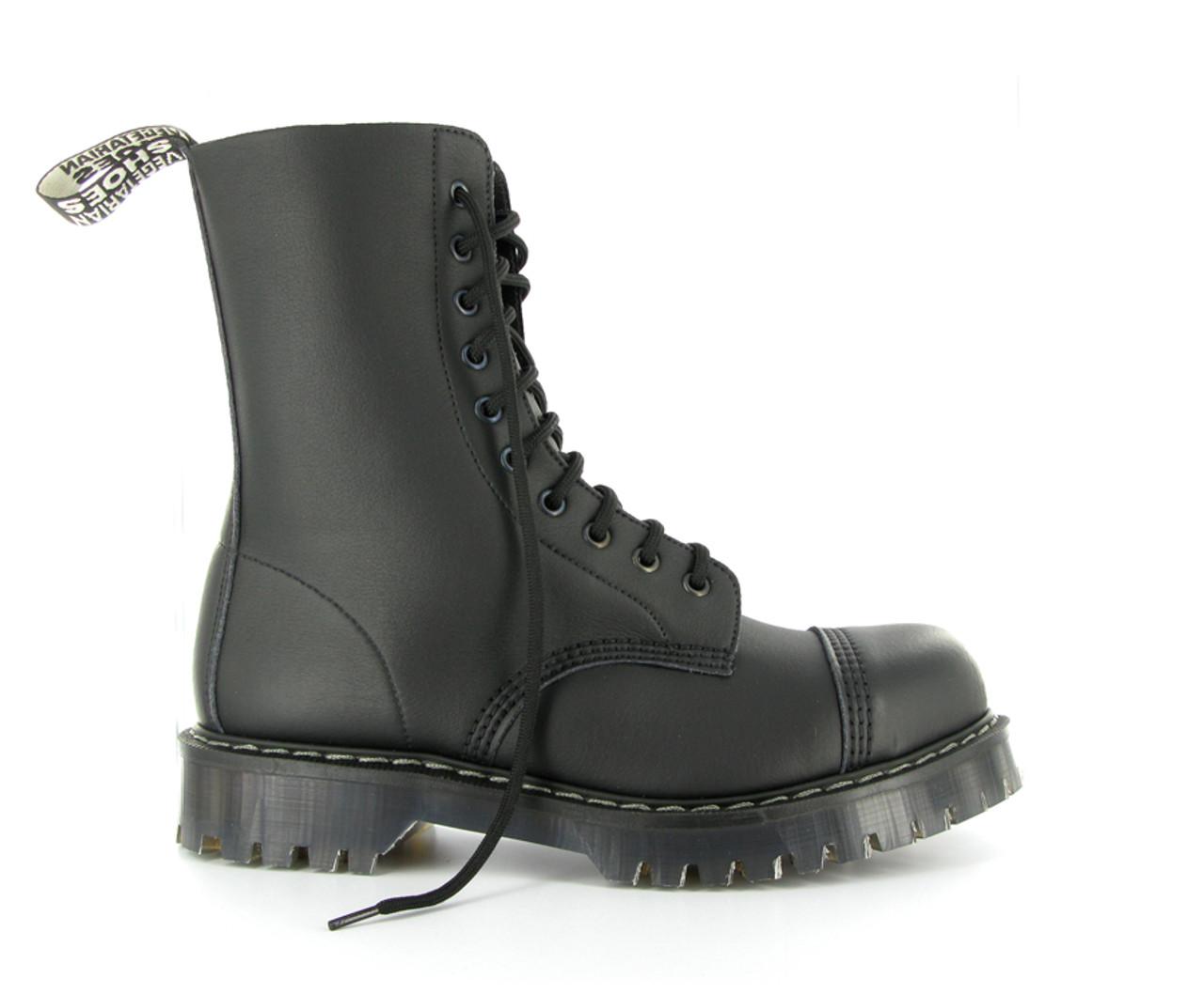 Vegetarian Shoes Vegan 10 Eye Para Boot