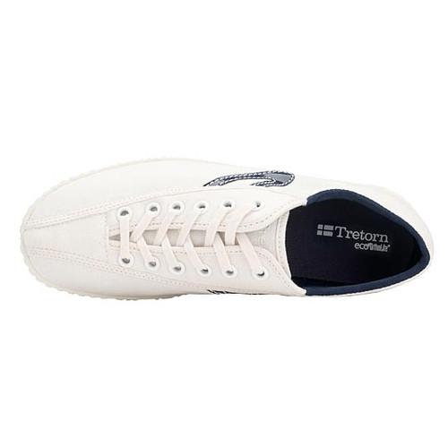 8074f90692e7 ... Tretorn Nylite vegan tennis shoe