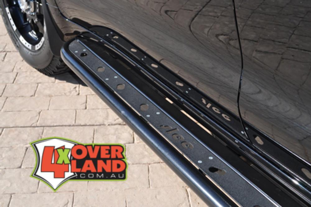 Slee Offroad Side Steps for Land Cruiser 200