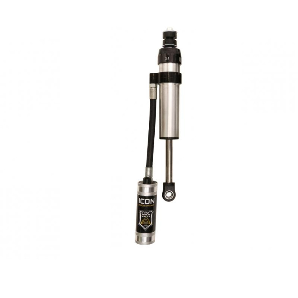 SS70004F Toyota 100 Series Icon Suspension 2.5 Series #CDC Slinky Long Travel Front Remote Reservoir Shock
