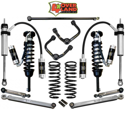Toyota 200 Series Icon Kit Stage 6 Heavy Duty-70mm lift