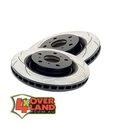 BD70012 Toyota 100 Series Land Cruiser Auto-Craft Brake Rear Disc