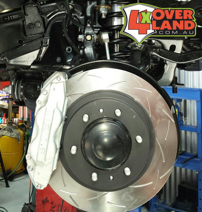BK70102 Toyota FJ Cruiser Auto-Craft High Performance Brake Kit