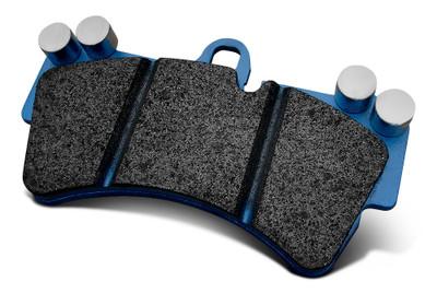 BP70821 Toyota 80 Series Land Cruiser Ultimate Carbon Auto-Craft  Brake Front Pads[PR]