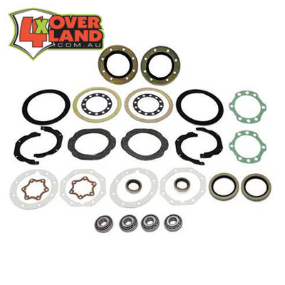 1991-2007 Toyota Land Cruiser 80 Series Knuckle Kit (Pair).