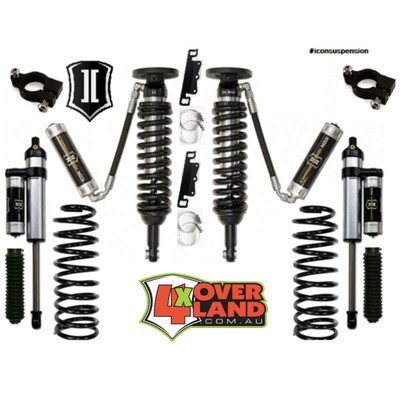 Toyota 200 series TTD and V8 Icon Stage 3 Intermediate levelling kit.