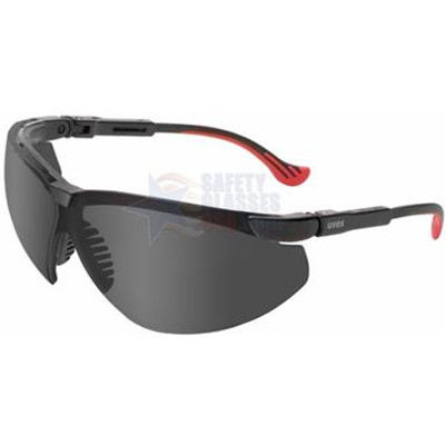 Safety Glasses : Clear Mirror (Ind/Outdr 50% Tint)