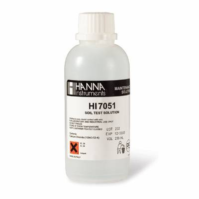 Hanna 7051 Soil Prep Solution