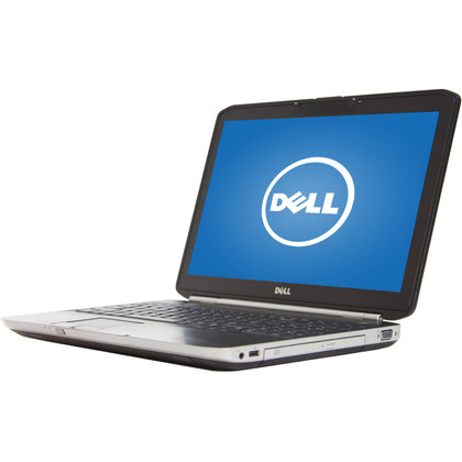 "Dell E5540 16"" Laptop, Intel Core i5-1.7 Ghz, 4th Generation, 8GB RAM, 128 SSD, Camera, Windows 10 Pro Grade B REFURBISHED"