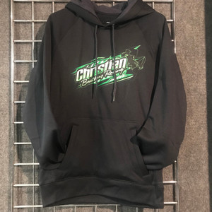 Charcoal Gray CBR 20 Hoodie