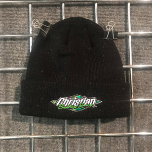 CBR Men Black Speckled Beanie