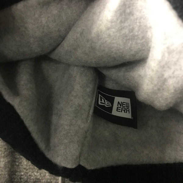 CBR Gray Pom Fleece Lined