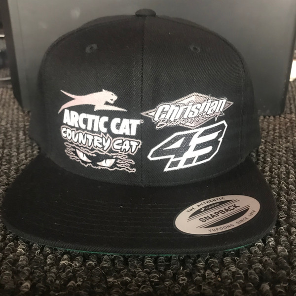 Logan 43 Podium Hat