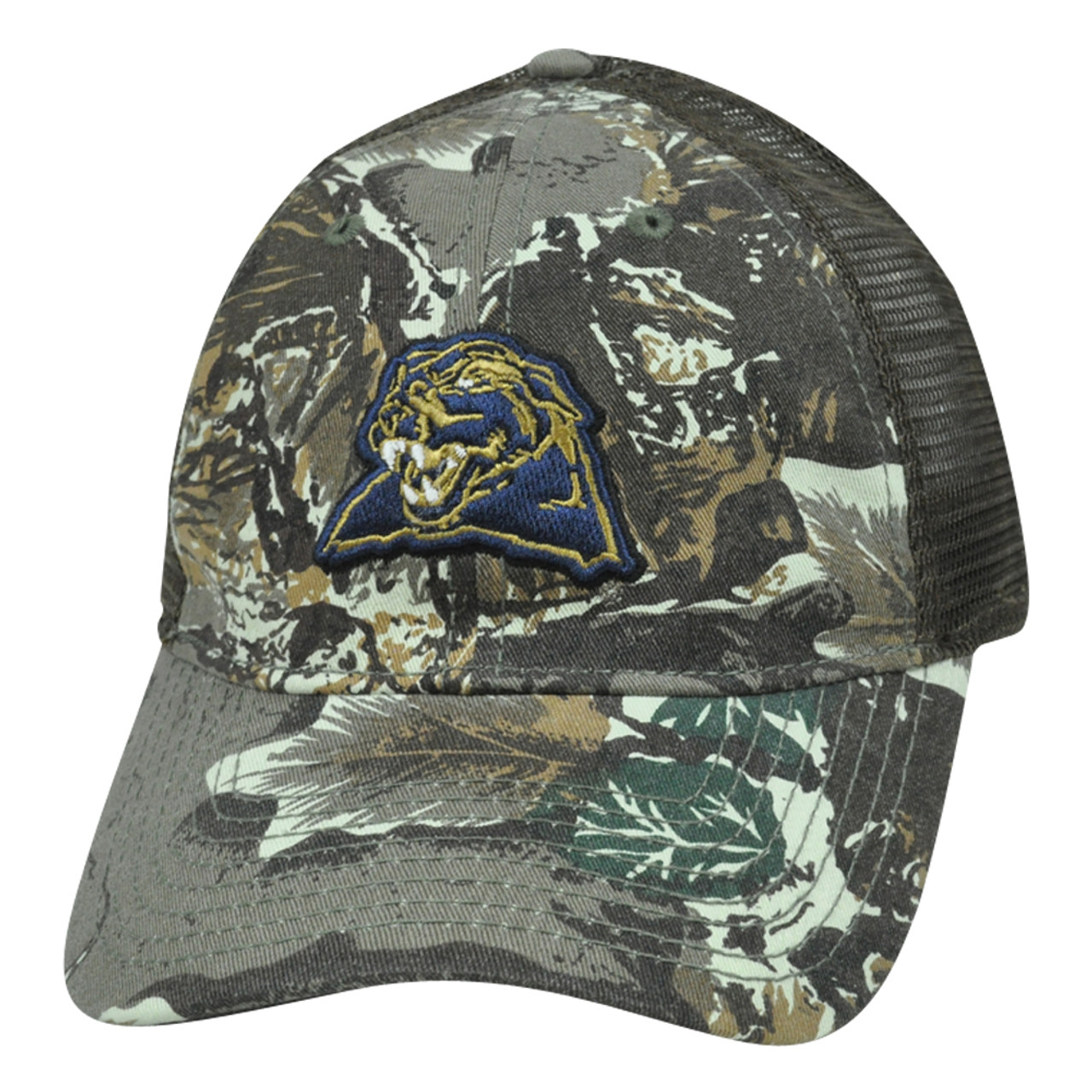 0f4a5405 NCAA Pittsburgh Panthers Camouflage Mesh Hat Cap Adjustable Velcro Garment  Wash - Cap Store Online.com