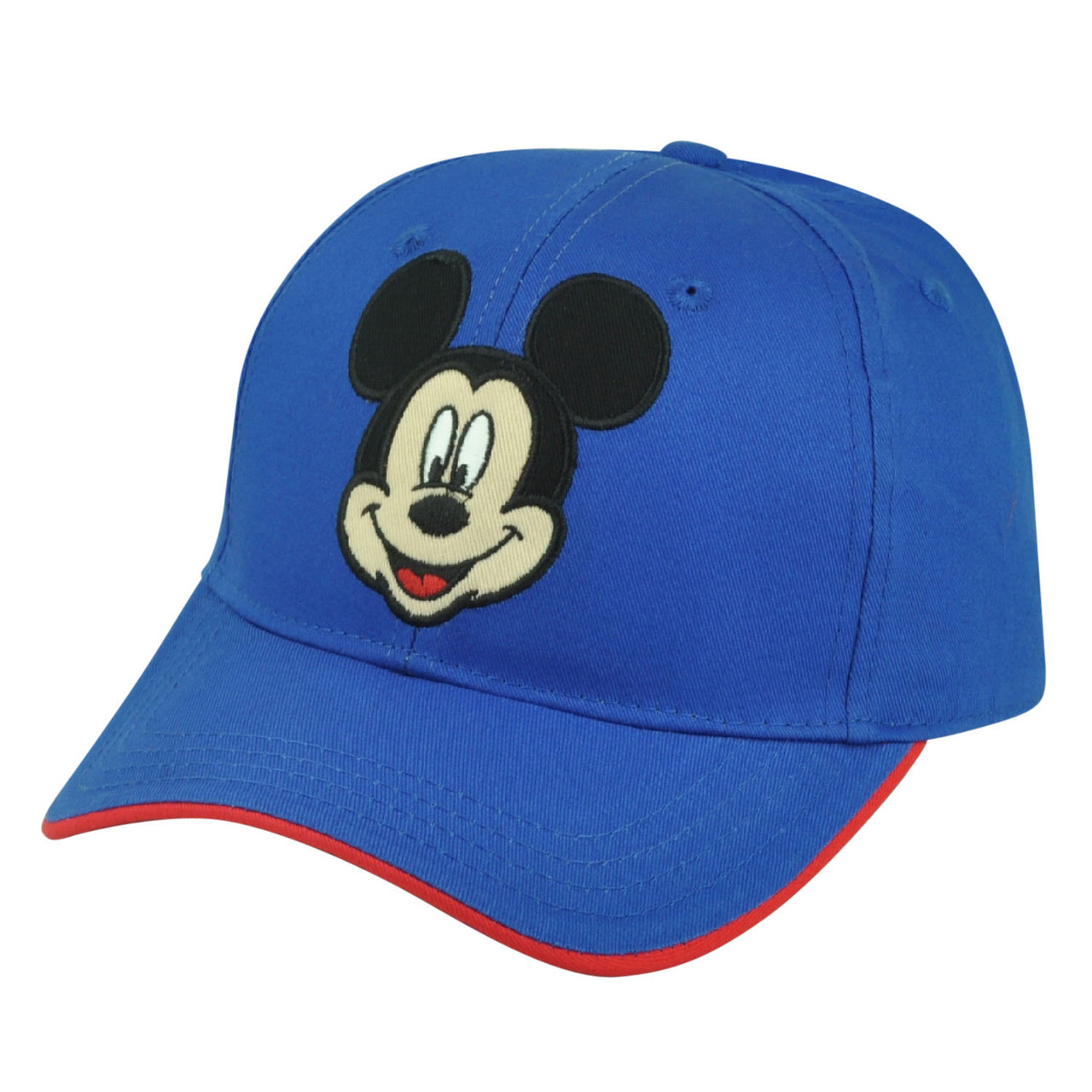 434efbcf Disney Mickey Mouse Character Hat Cap Velcro Magical Cartoon Classic Tv Show