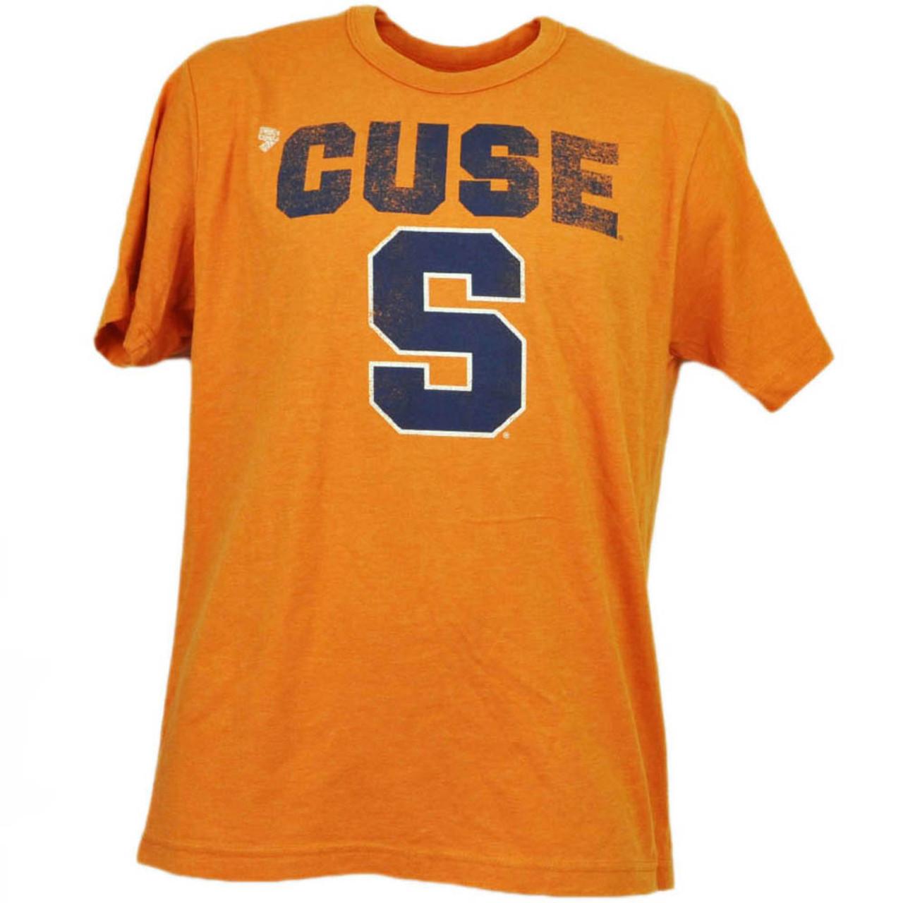 YOUTH Syracuse NCAA Distressed logo Tee Shirt