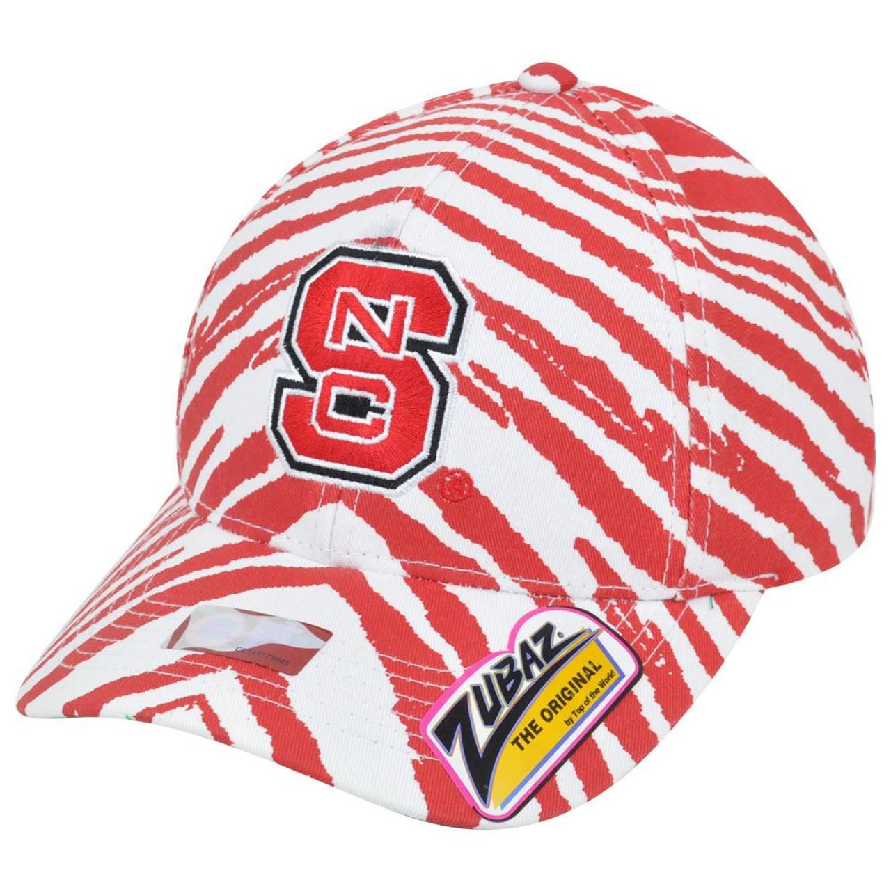 uk availability 269df aefb5 NCAA North Carolina State Wolfpack Top of the World Smash Zubaz Snapback  Hat Cap - Cap Store Online.com