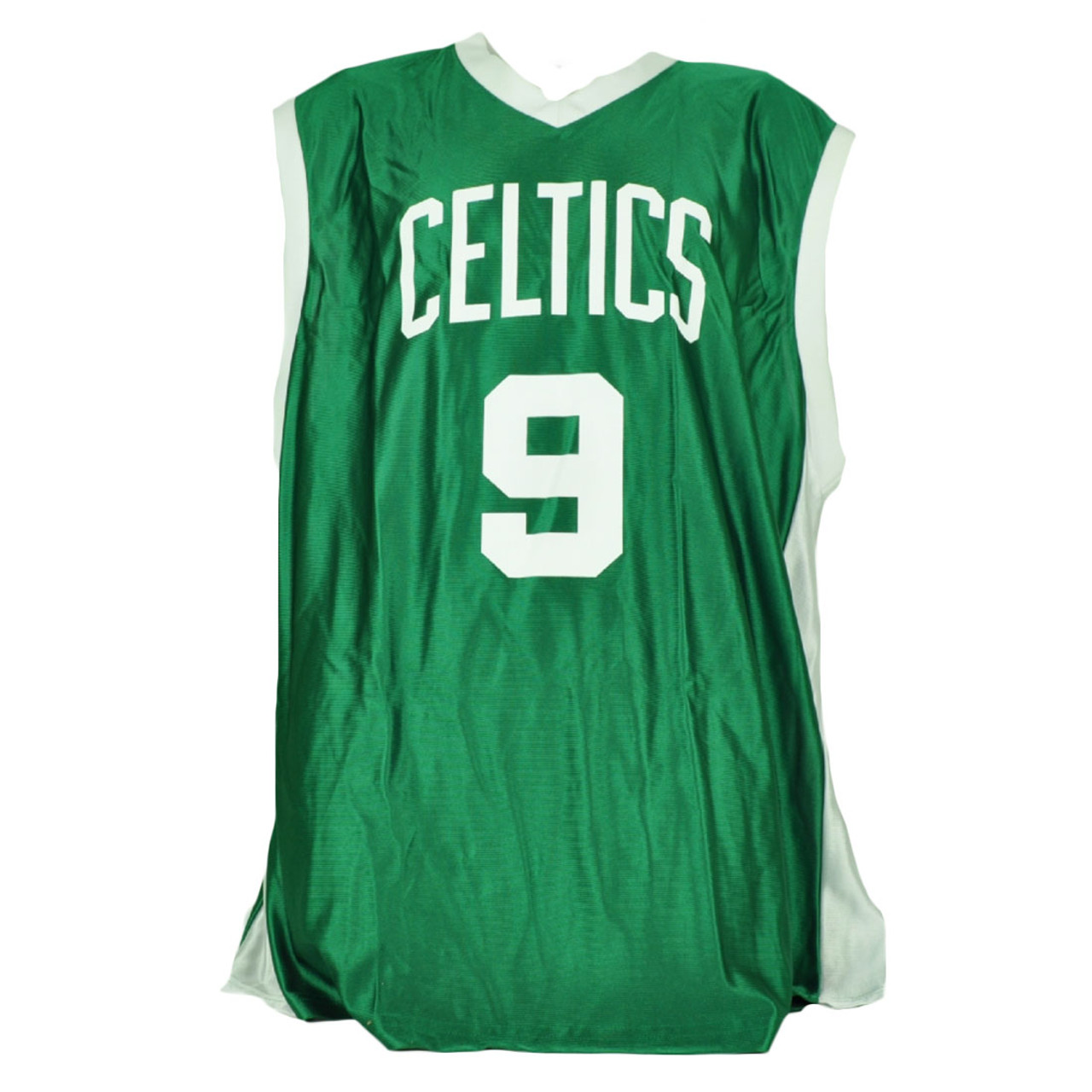 quality design ea327 81bd2 NBA Boston Celtics Rajon Rondo #9 Jersey Tank Top Mens Adult Green White