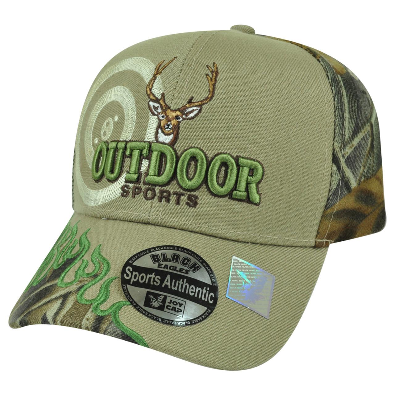 7d30733b Outdoor Sports Deer Hunting Hunt Camping Camp Flame Camouflage Camo Hat Cap  Beige - Cap Store Online.com