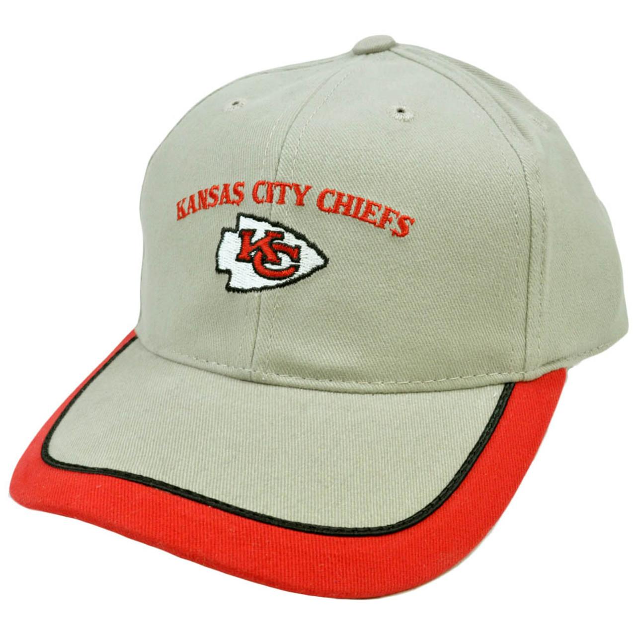 daea4574fb7ec NFL Kansas City Chiefs Old School Retro Vintage Snapback Licensed Annco Hat  Cap - Cap Store Online.com
