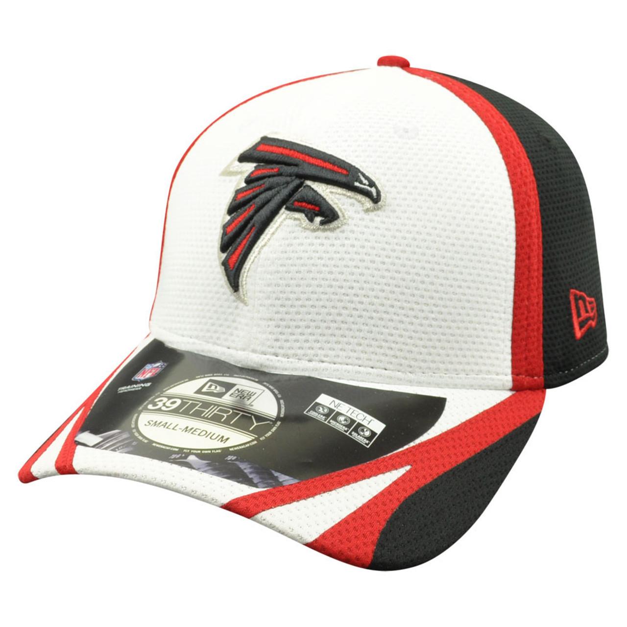 sneakers for cheap 21e6a ba196 NFL New Era 39Thirty Atlanta Falcons 2014 Official Field Training Flex Fit  S M - Cap Store Online.com