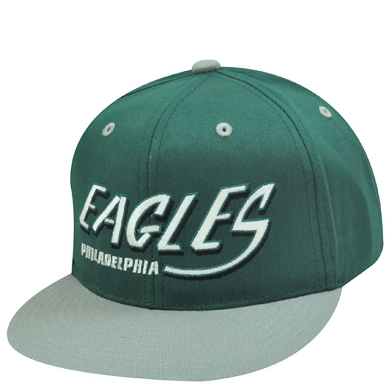 new arrival 7d412 41414 NFL PHILADELPHIA EAGLES OLD SCHOOL SNAPBACK CAP HAT