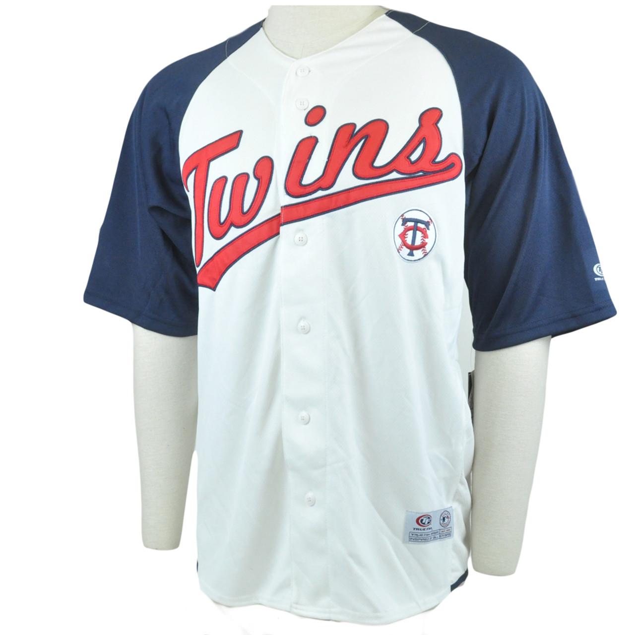 Licensed Baseball Jersey Shirt True Fan