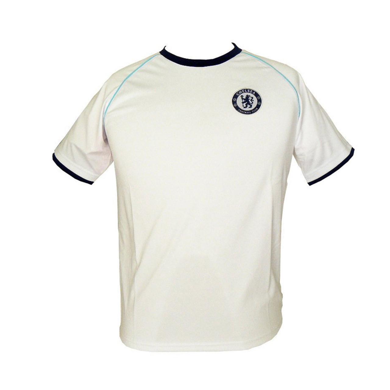 best service 6874a d6613 Rhinox Chelsea FC English Football Club Soccer Training Youth Jersey T6H03
