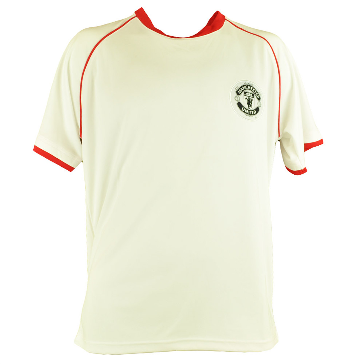 wholesale dealer 7ce21 c7a24 Rhinox Official AON Manchester United Training Soccer Away Jersey T2F02