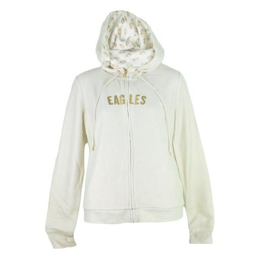 NFL Philadelphia Eagles Play-Action Women Sweater Sweatshirt Hoodie Zip Up