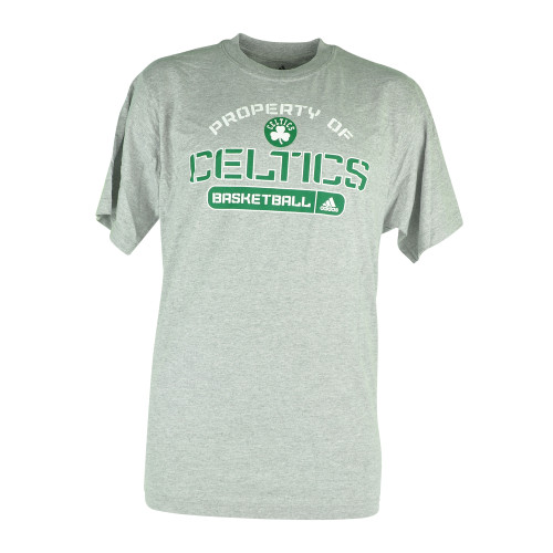 NBA Boston Celtics Supreme Adidas Grey Tshirt Shirt Tee Mens Adult Pride