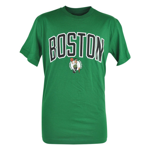 NBA Boston Celtics Supreme Basketball Green Tshirt Logo Shirt Tee Mens
