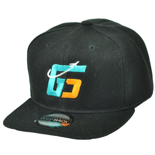 NFL Reshad Jones G5 Safety Miami Dolphins Snapback Flat Bill Hat Cap Black Sport