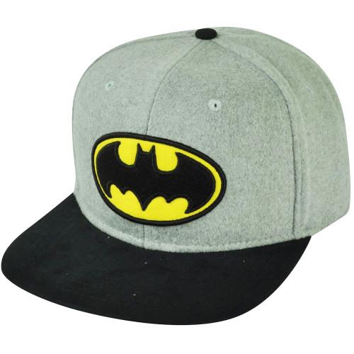 Batman Warner Bros DC Comics Movie Sun Buckle Fleece Dark Knight Hat Cap Hero