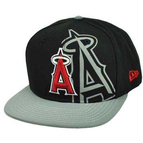 MLB New Era 9Fifty 950 2T Treasure Los Angeles Angels Snapback Reflective Hat